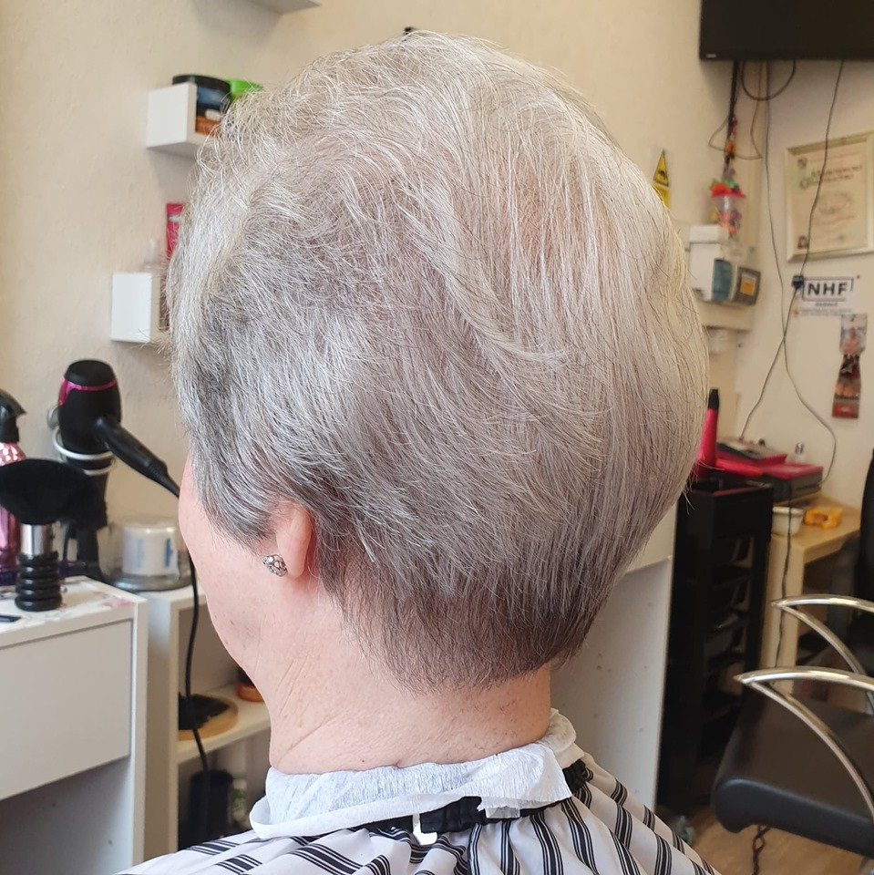 OAP Ladies haircut